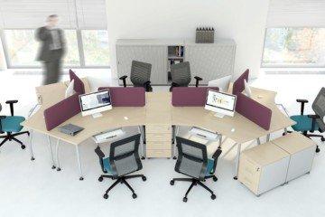 Fotel obrotowy Tanya - MDD - Fotele i krzesła biurowe