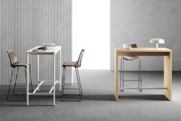 Stoliki - LAS MOBILI - Stoły i stoliki biurowe