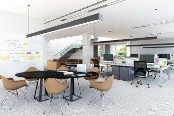 H2 - Balma - Stoły i stoliki biurowe