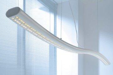Lampy Snake - MDD - Lampy Biurowe, Wiszące Lampy do Twojego Biura