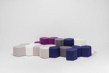 Soft seating Bazalto - MDD - Fotele i krzesła biurowe