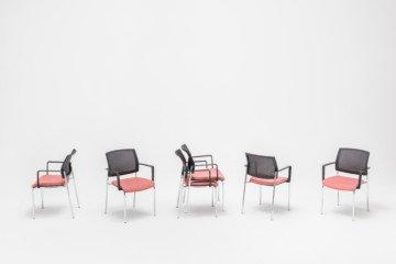 Krzesło konferencyjne Gaya - MDD - Fotele i krzesła biurowe
