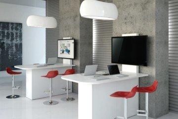 Stanowisko multimedialne - MDD - Akcesoria Biurowe, Eleganckie Dodatki Do Biura