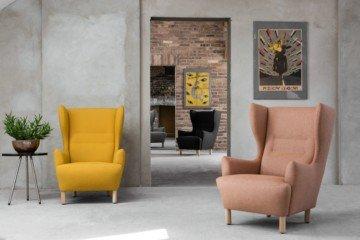 Muno - Marbet Style - Fotele i krzesła biurowe