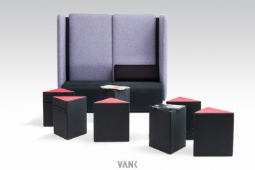 VANK_MONT - Vank - Fotele i krzesła biurowe