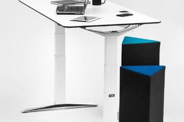 VANK_MOVE - Vank - Stoły i stoliki biurowe