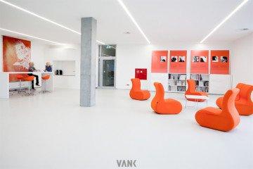 VANK-SITI - Vank - Fotele i krzesła biurowe