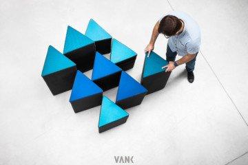 VANK_TRI - Vank - Fotele i krzesła biurowe