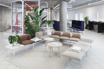 Agora - MDD - Fotele i krzesła biurowe