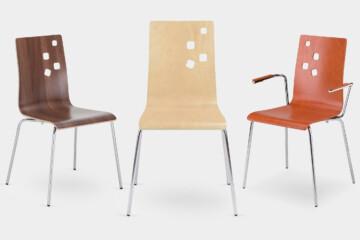 Ammi - Nowy Styl - Fotele i krzesła biurowe