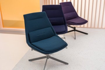 Frank - MDD - Fotele i krzesła biurowe