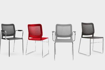 Calado - Nowy Styl - Fotele i krzesła biurowe