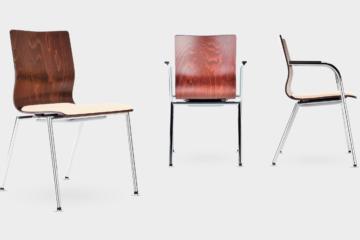 Espacio - Nowy Styl - Fotele i krzesła biurowe