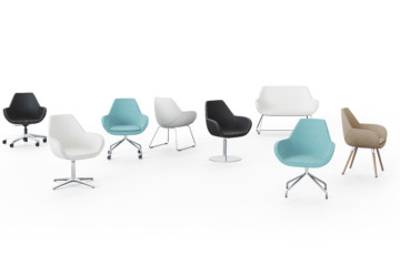 Fan - Profim - Fotele i krzesła biurowe