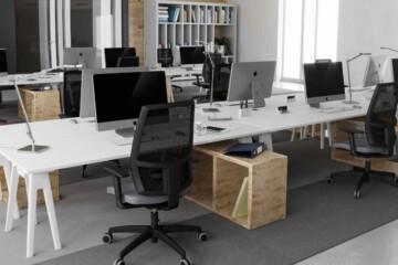 Foxtrot net - Bgroup - Fotele i krzesła biurowe