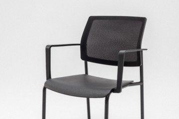 Krzesło konferencyjne Gaya-K - MDD - Fotele i krzesła biurowe