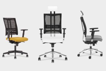 @-MOTION - Nowy Styl - Fotele i krzesła biurowe