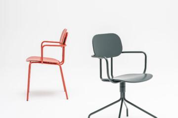 New School - MDD - Fotele i krzesła biurowe