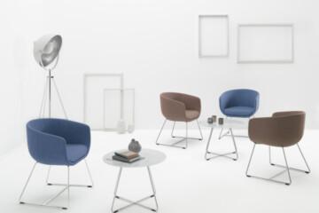 Nu - Profim - Fotele i krzesła biurowe