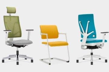 4ME&2ME - BN Office Solution - Fotele i krzesła biurowe