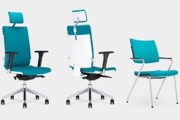 Belite - Nowy Styl - Fotele i krzesła biurowe