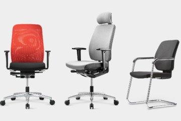 GLOBEline - BN Office Solution - Fotele i krzesła biurowe