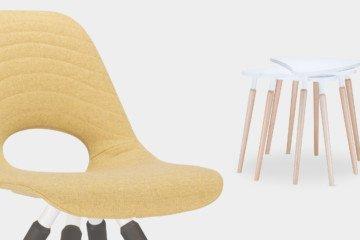Tauko - Nowy Styl - Fotele i krzesła biurowe