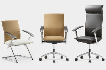Tiger Up - Nowy Styl - Fotele i krzesła biurowe