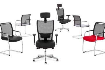 Z-Body - BN Office Solution - Fotele i krzesła biurowe