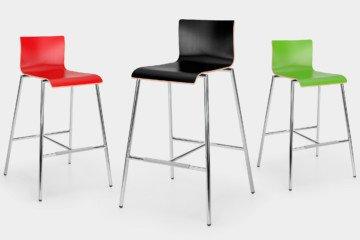 Zafiro Hocker - Nowy Styl - Fotele i krzesła biurowe
