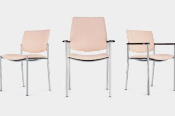 Zen - Nowy Styl - Fotele i krzesła biurowe