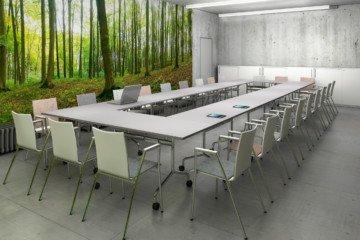 Flib - BN Office Solution - Stoły i stoliki biurowe