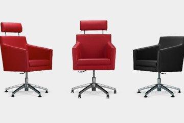 Atrium - BN Office Solution - Fotele i krzesła biurowe