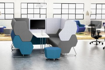 Hexa - BN Office Solution - Fotele i krzesła biurowe