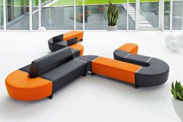 Magnes II - Nowy Styl - Fotele i krzesła biurowe