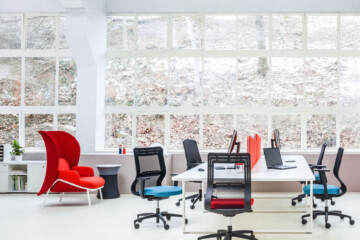 Tanya - MDD - Fotele i krzesła biurowe