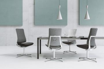 Violle - Profim - Fotele i krzesła biurowe