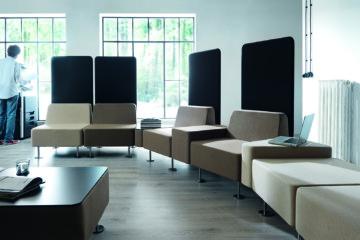 Wall In - Profim - Fotele i krzesła biurowe