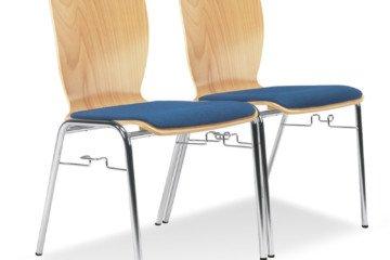 Wing II - Nowy Styl - Fotele i krzesła biurowe
