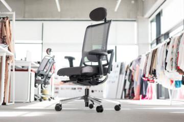 Xenium - Nowy Styl - Fotele i krzesła biurowe